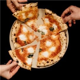 Spago Istanbul - Pizza