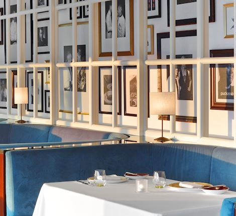 Spago by Wolfgang Puck\Spago Istanbul - Terrace food