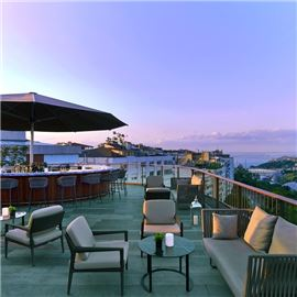 Spago Istanbul Terrace